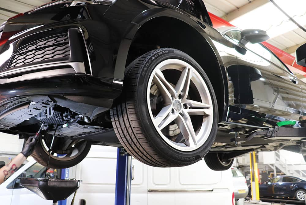 Car Servicing in Milton Keynes